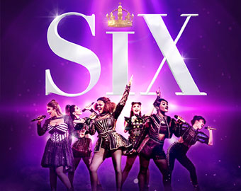 SIX the Musical & National Portrait Gallery