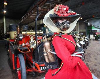 The National Motor Museum Trust, Beaulieu